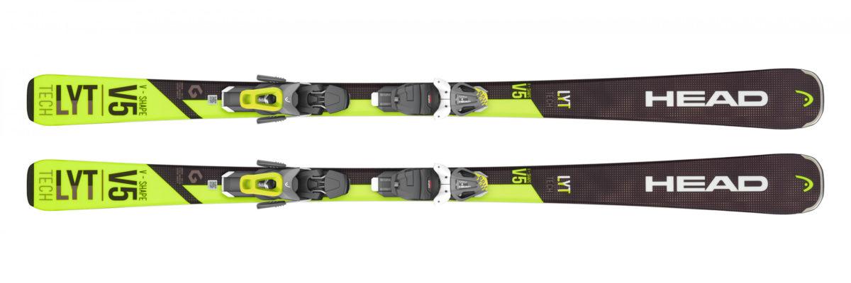 HEAD Горные лыжи V-Shape V5 LYT-PR 31525905 - 1