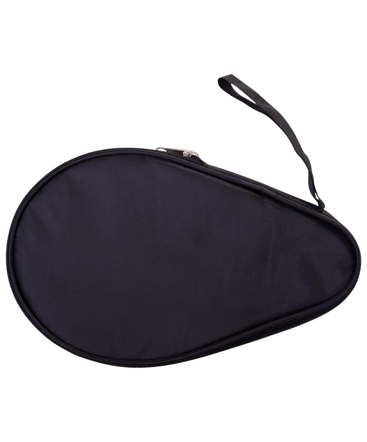 STURM Чехол для ракетки для настольного тенниса  CS-02: черный/прозрачный - 3