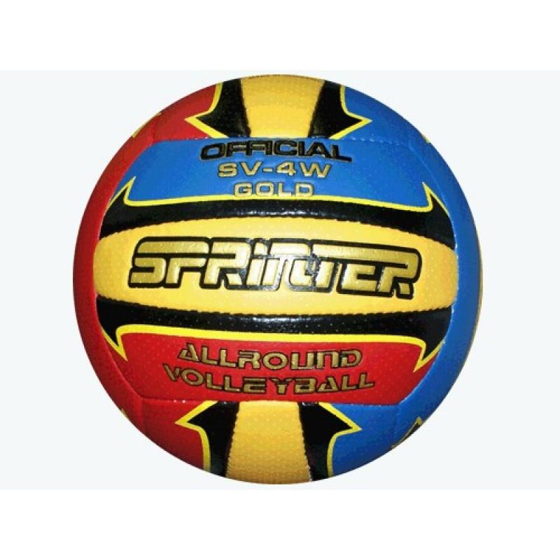 SPRINTER Мяч для пляжного волейбола SV-4W GOLD №5 - 1