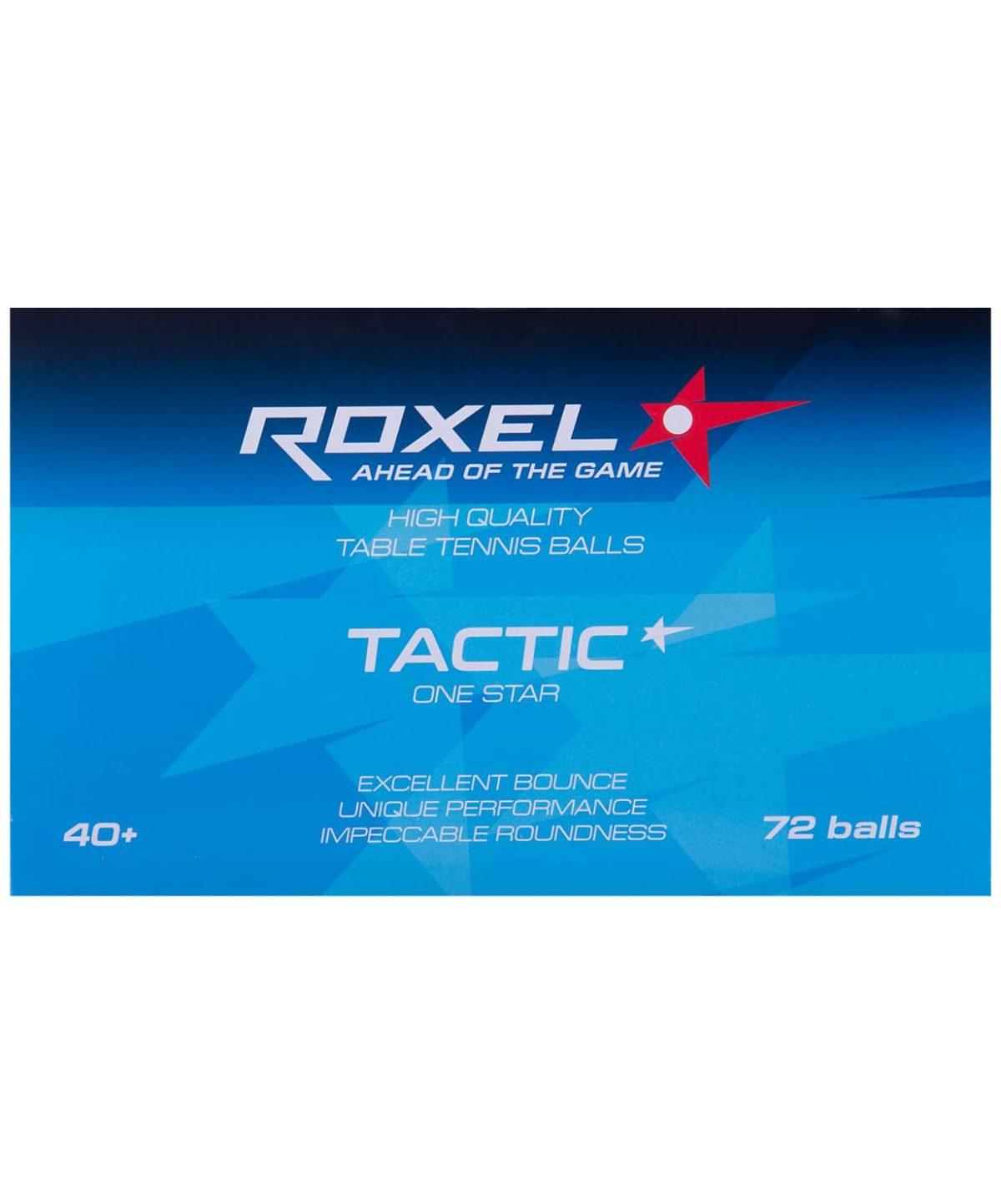 ROXEL 1* Tactic Мяч для настольного тенниса 16061 - 3