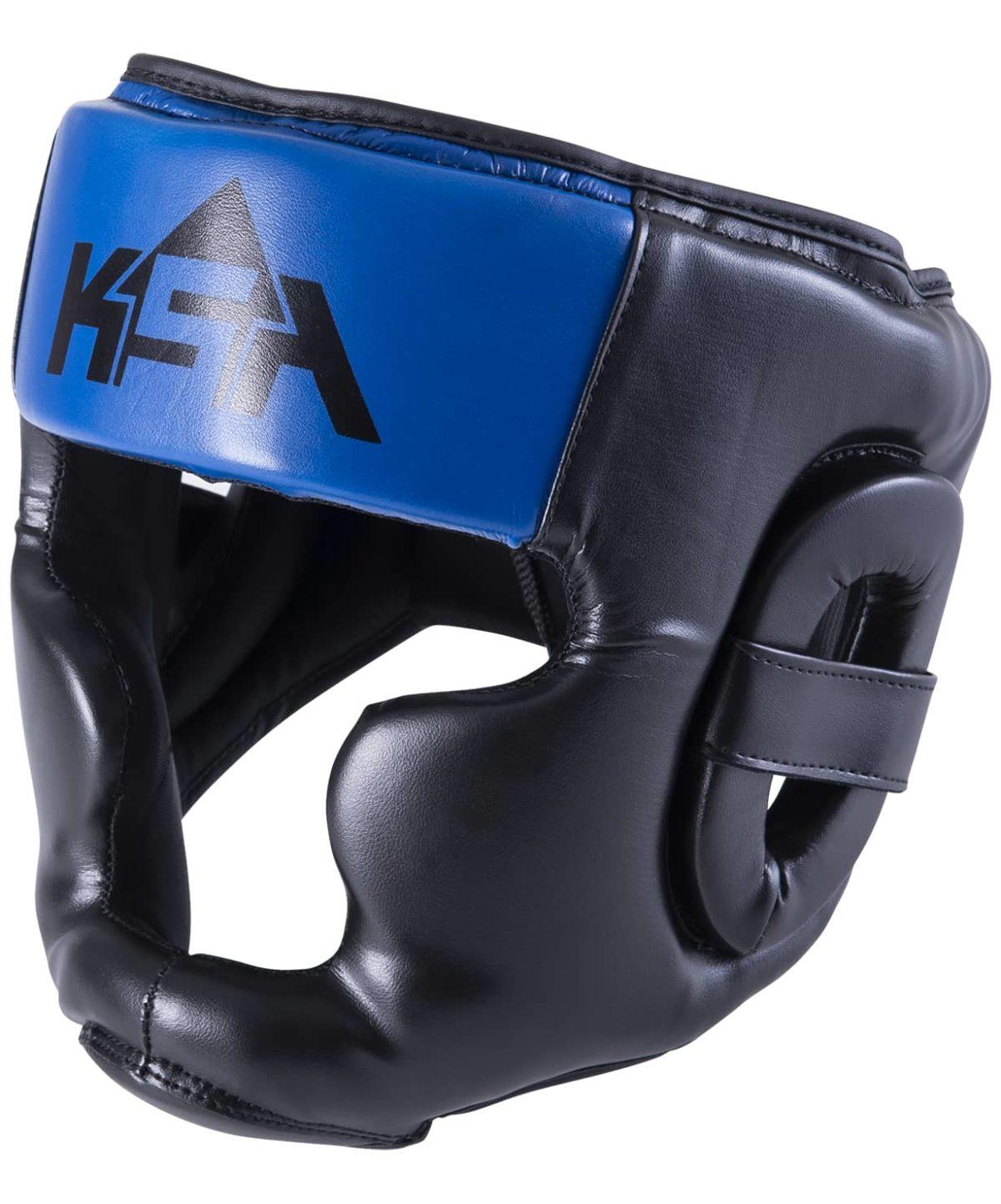 KSA Skull Blue шлем закрытый  17912 - 1