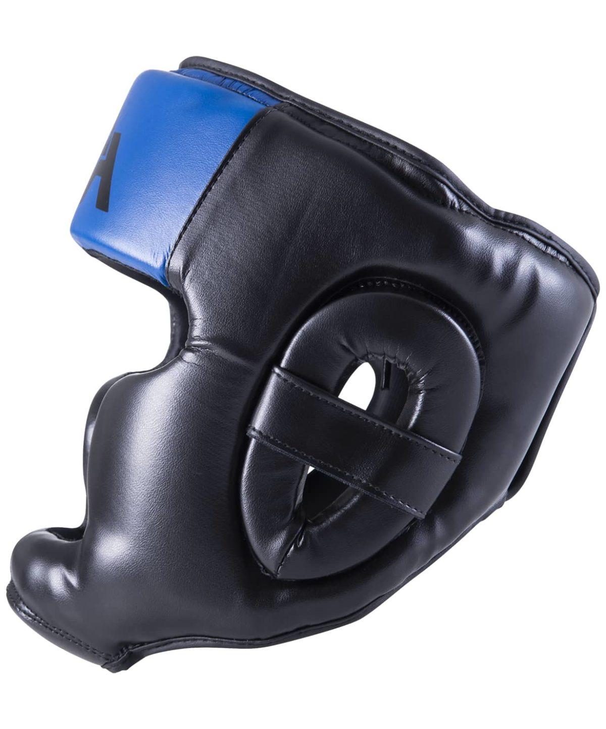 KSA Skull Blue шлем закрытый  17912 - 2