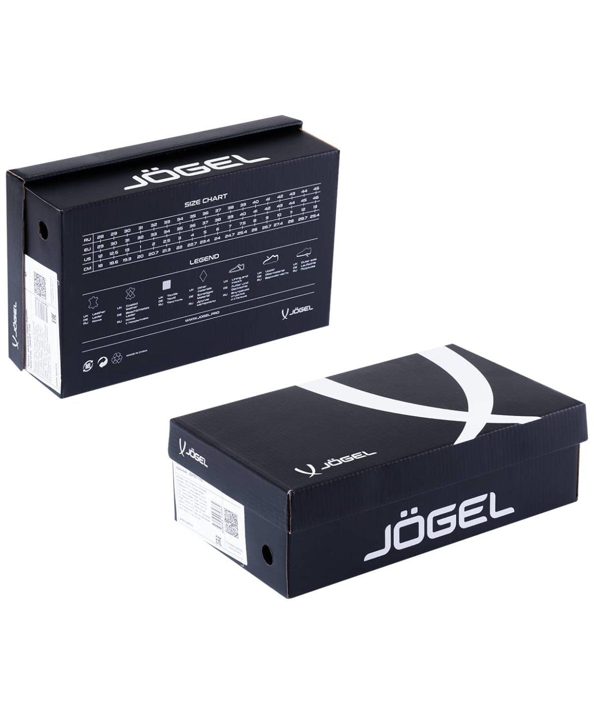 JOGEL Бутсы многошиповые Mondo р.34-38  JSH202Y: чёрный - 3