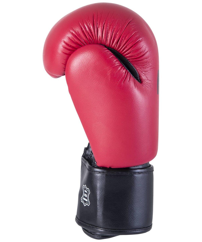 KSA Spider Red Перчатки боксерские, 8 oz, к/з 17811: красный - 3