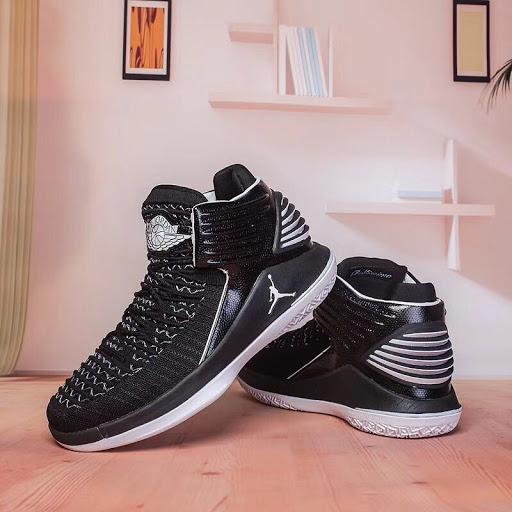 JORDAN Кроссовки баскетбольные черный  AA1253 - 1