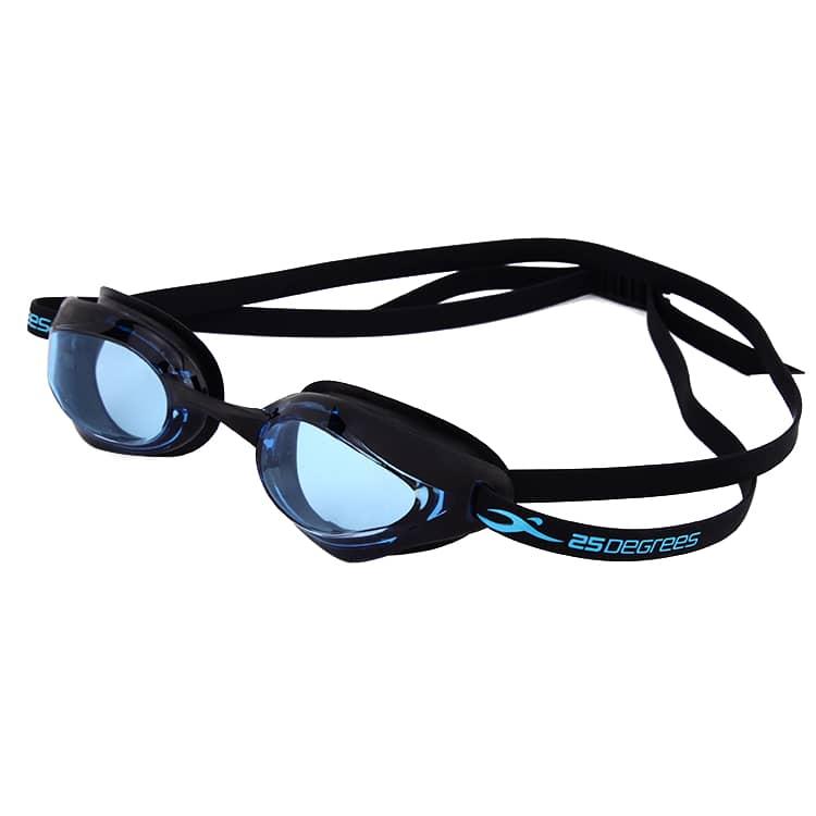 25DEGREES Infase Black Очки для плавания  17357 - 1