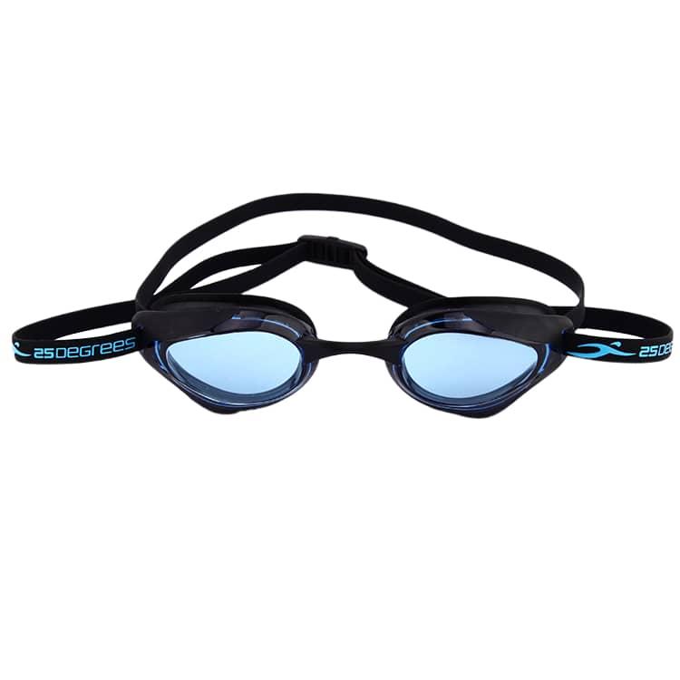 25DEGREES Infase Black Очки для плавания  17357 - 2