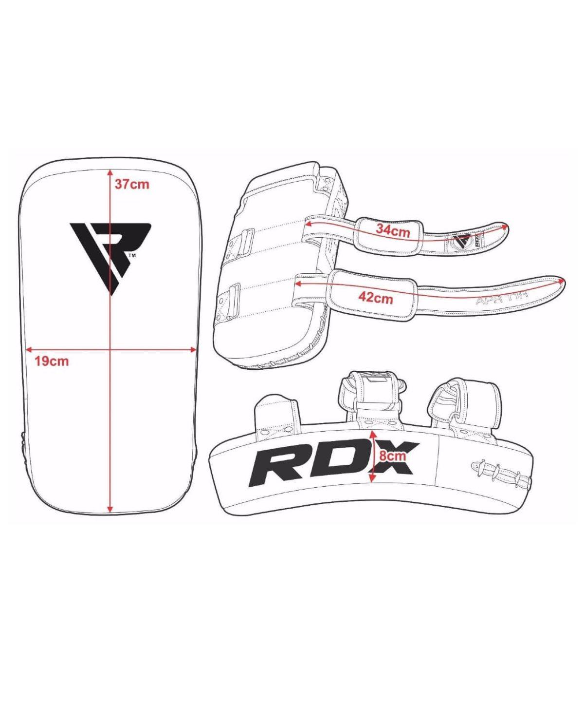 RDX Макивара ARM PAD CURVE  APR-T1W - 3