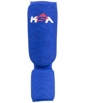 KSA Защита голень-стопа Rock, пэ, детский  17875: синий - 17