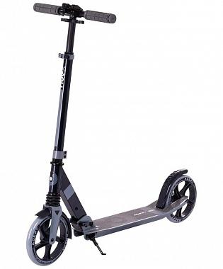 RIDEX Adept Cамокат 2-х колесный 200 мм  Adept: серый - 1