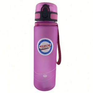 CILLE Бутылочка для воды 600 мл 1647: розовый - 12
