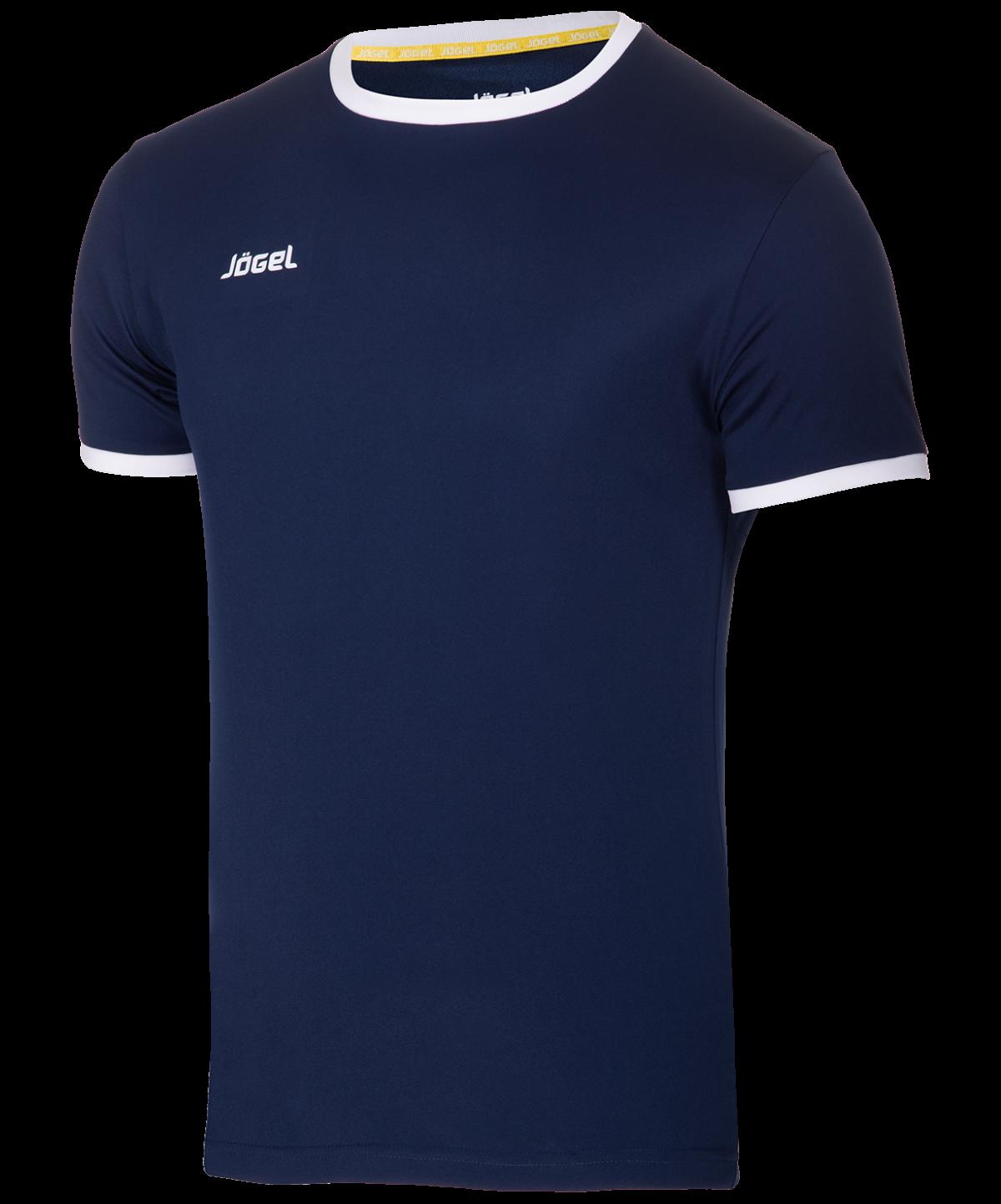 JOGEL Футболка, синий/белый  JFT-1010-091 - 1