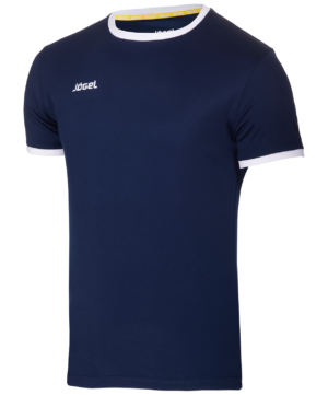 JOGEL Футболка, синий/белый  JFT-1010-091 - 4