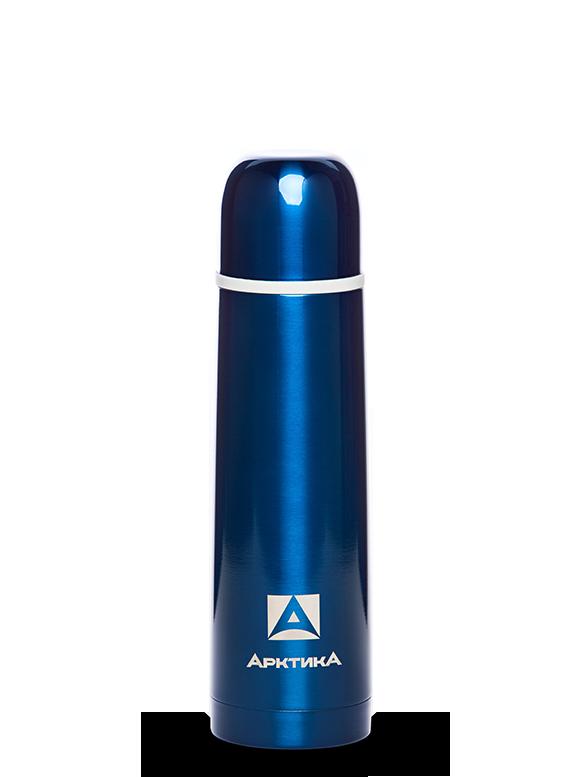АРКТИКА Термос классический 500 мл  102-500: синий - 1