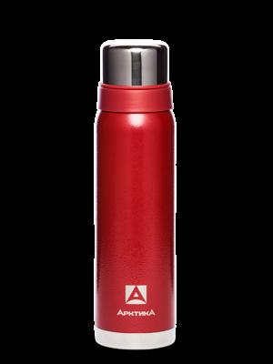АРКТИКА Термос  с узким горлом американский дизайн 900 мл  106-900: красный - 20