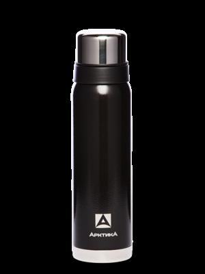 АРКТИКА Термос  с узким горлом американский дизайн 900 мл  106-900: чёрный - 20