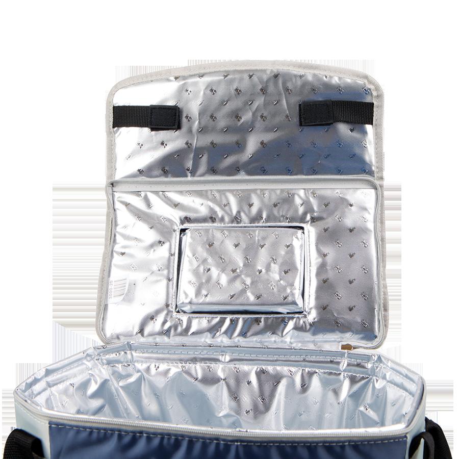 АРКТИКА Сумка-холодильник, классическая 20 литров  3000-20: синий - 2
