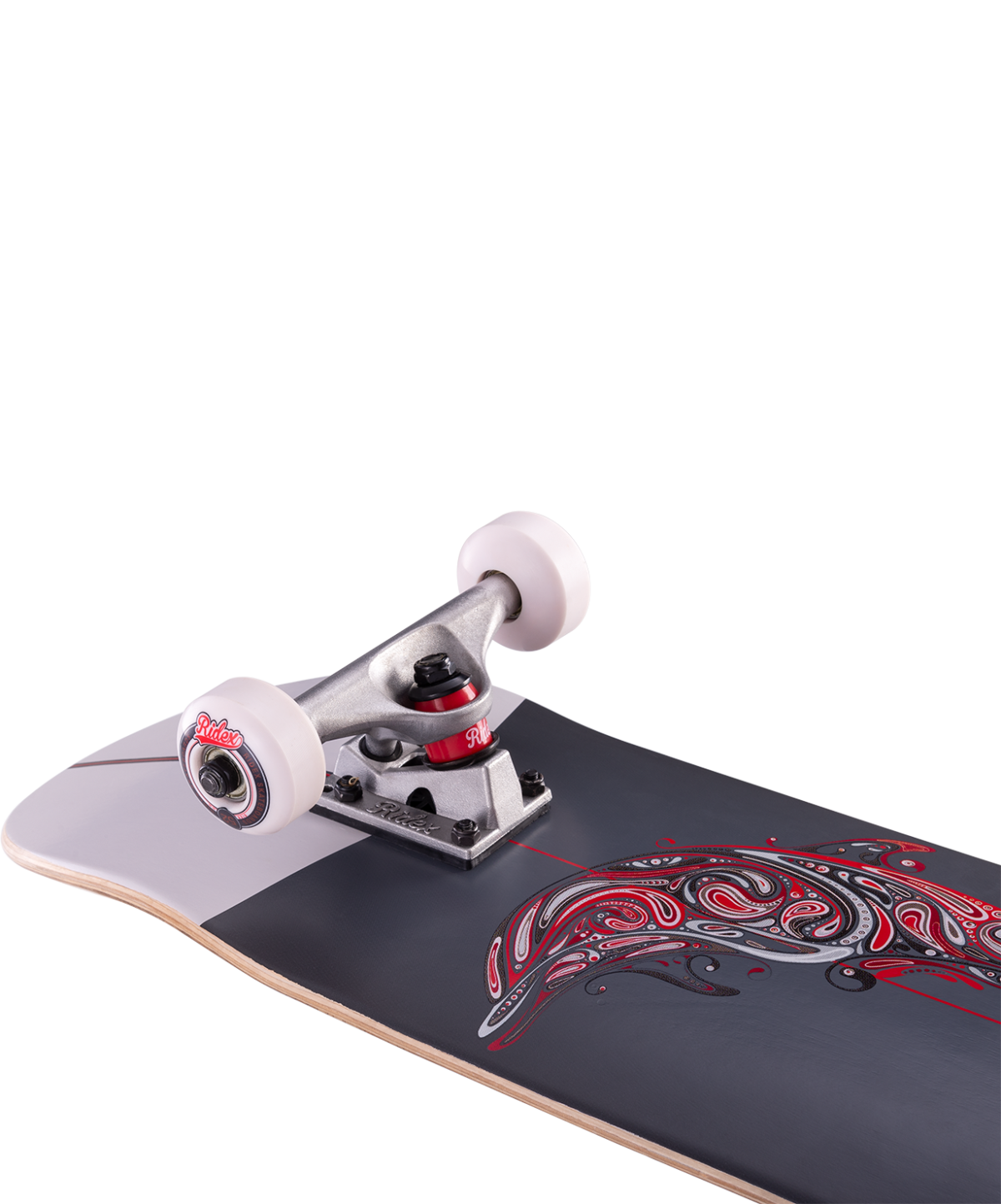 RIDEX скейтборд Blacksea - 4