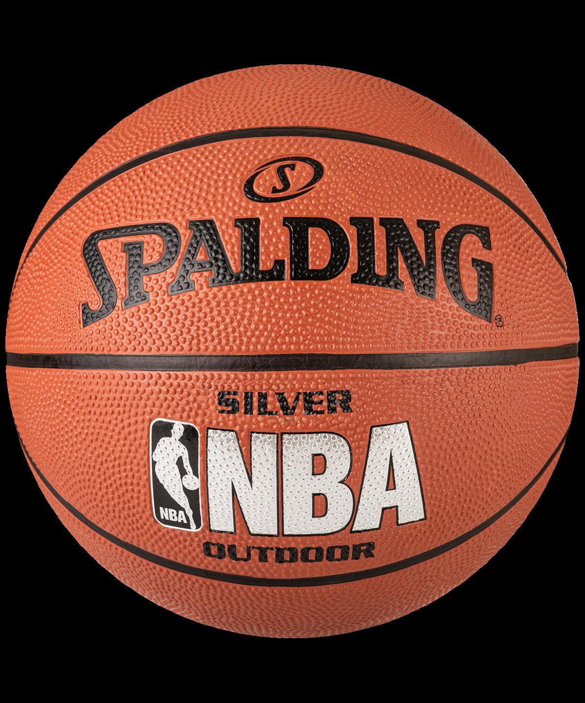 SPALDING NBA Silver Мяч баскетбольный  83014Z №5 - 1
