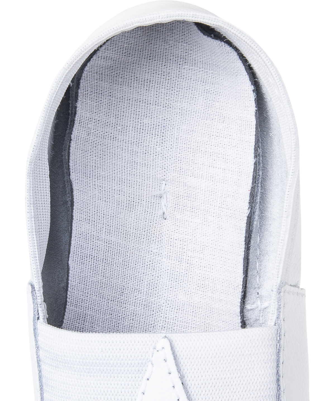 Чешки классические кожа  2931: белый - 2