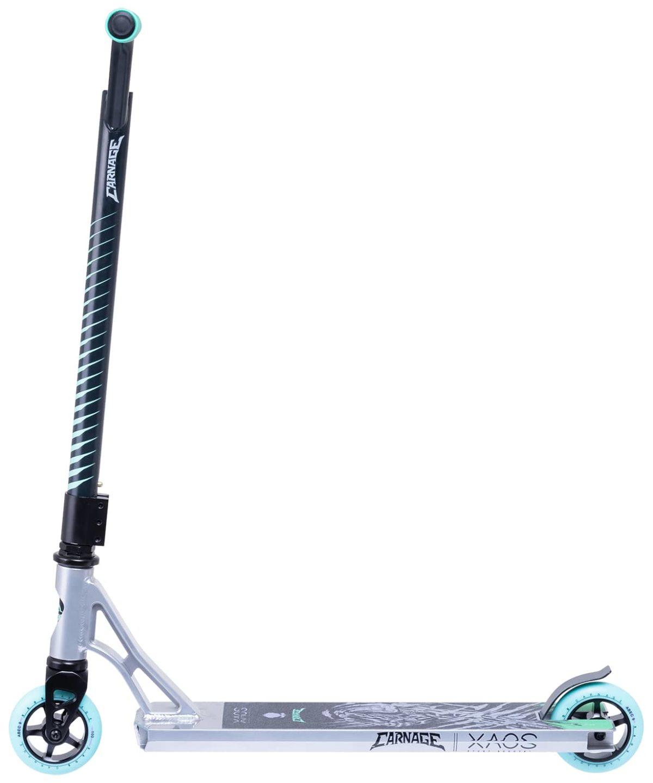 XAOS Carnage Самокат трюковый 100 мм  Carnage: Mint - 2