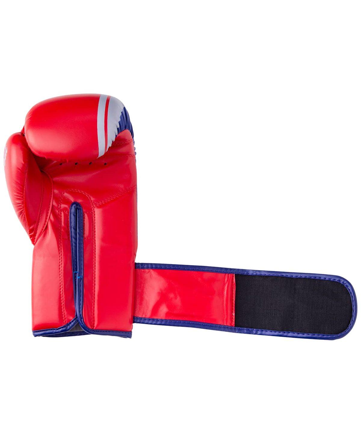 GREEN HILL Перчатки боксерские 8 oz Knockout  BGK-2266: красный - 2