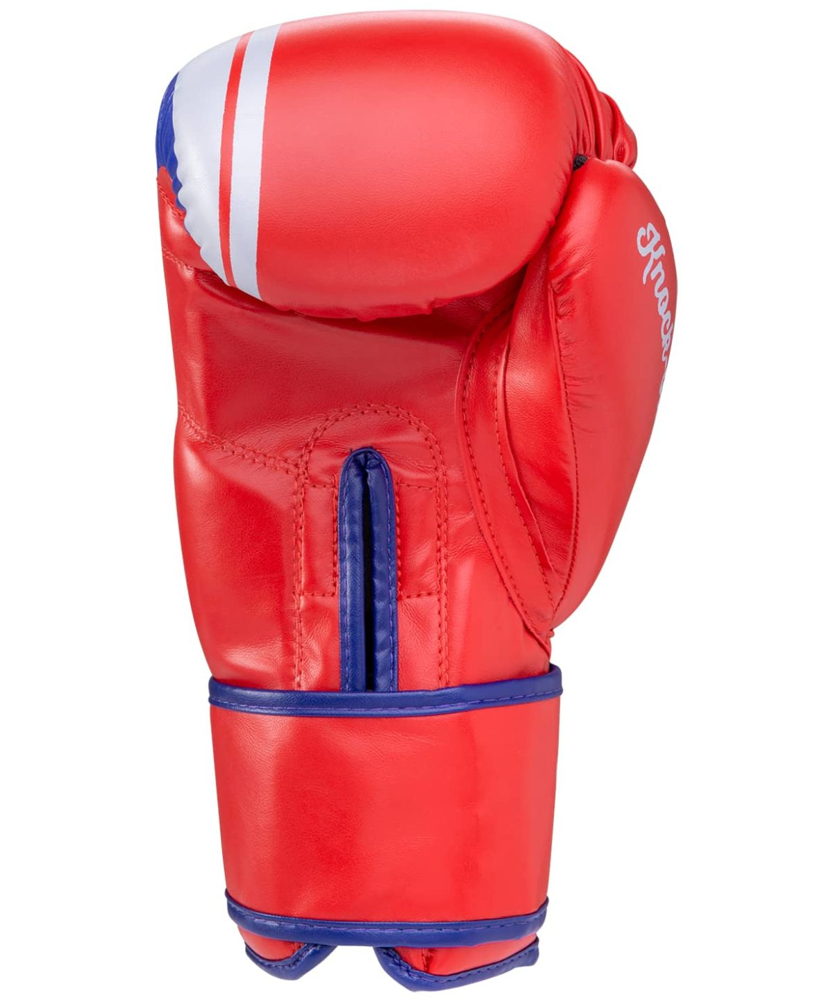 GREEN HILL Перчатки боксерские 8 oz Knockout  BGK-2266: красный - 4