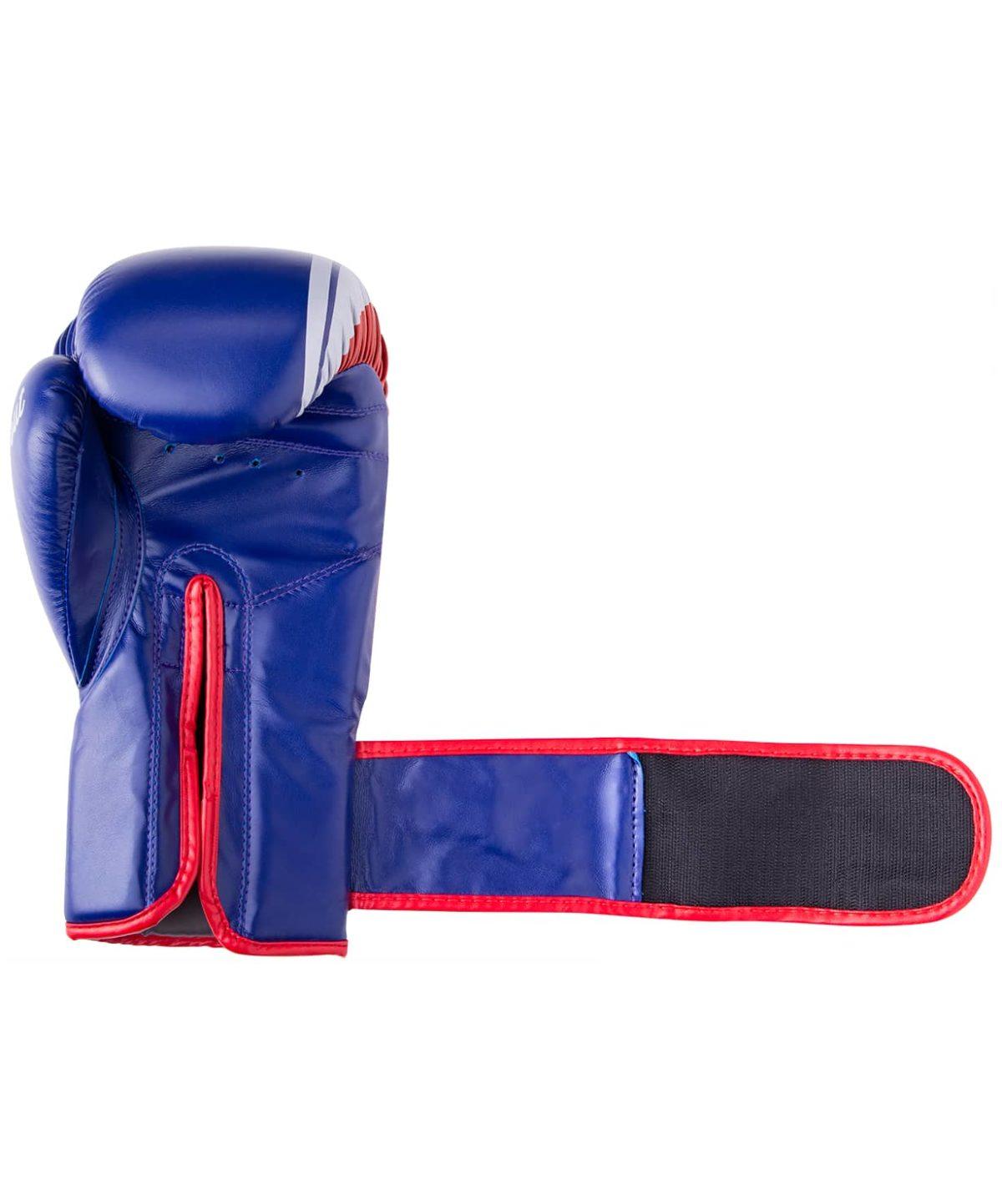 GREEN HILL Перчатки боксерские 12 oz Knockout  BGK-2266: синий - 4