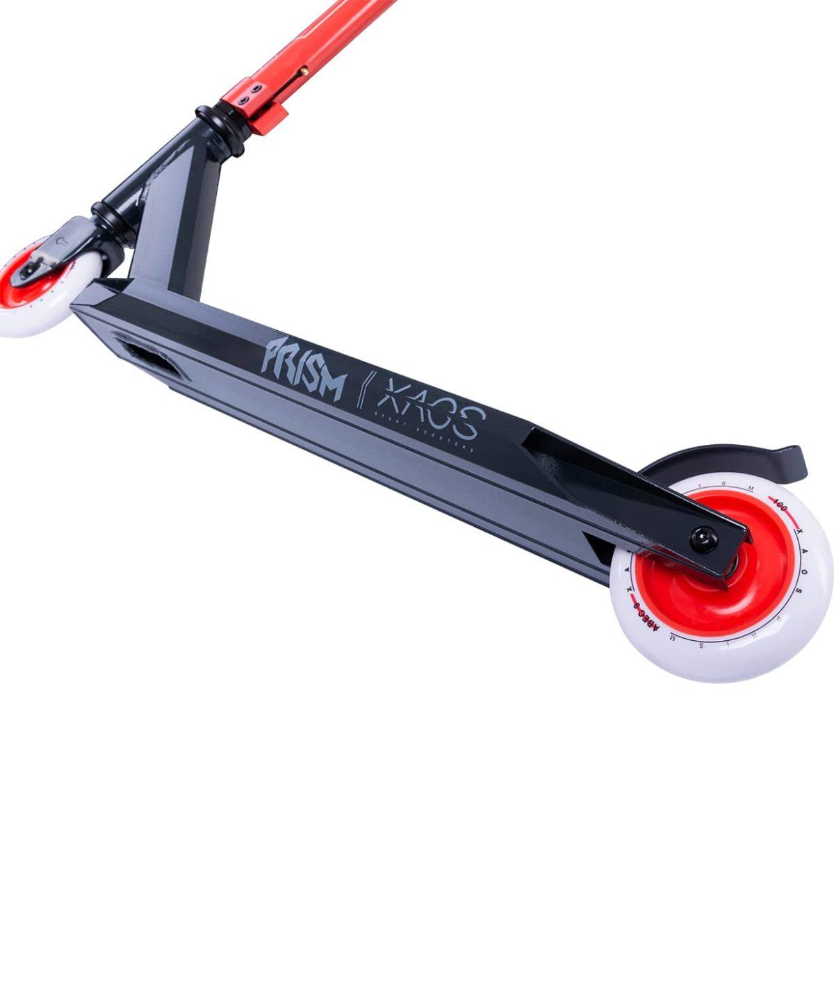 XAOS Prism Cамокат трюковый 100 мм  Prism: Red - 3