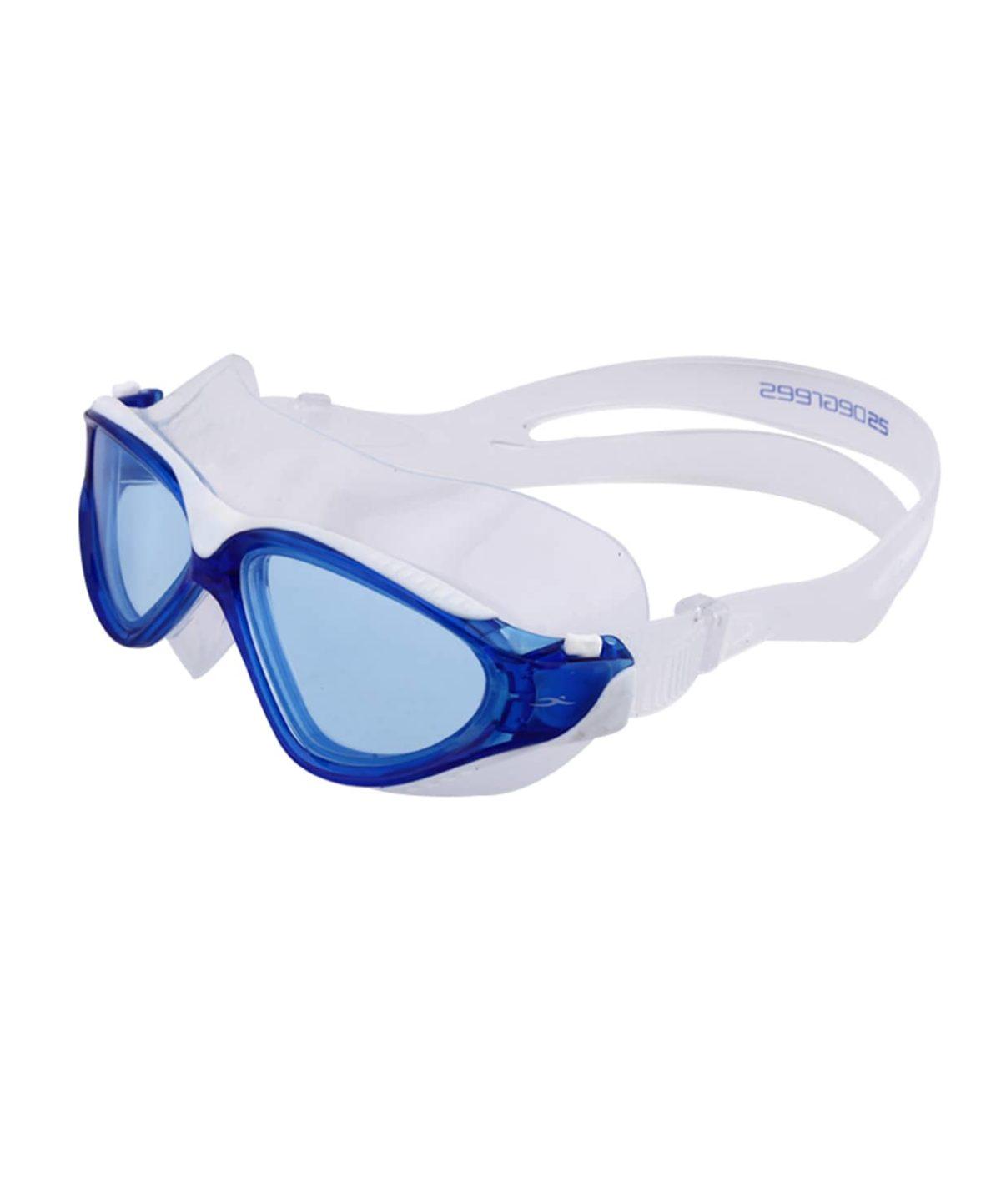 25DEGREES Маска для плавания Yogic Transparent  25D04-YG25-20-30 - 1