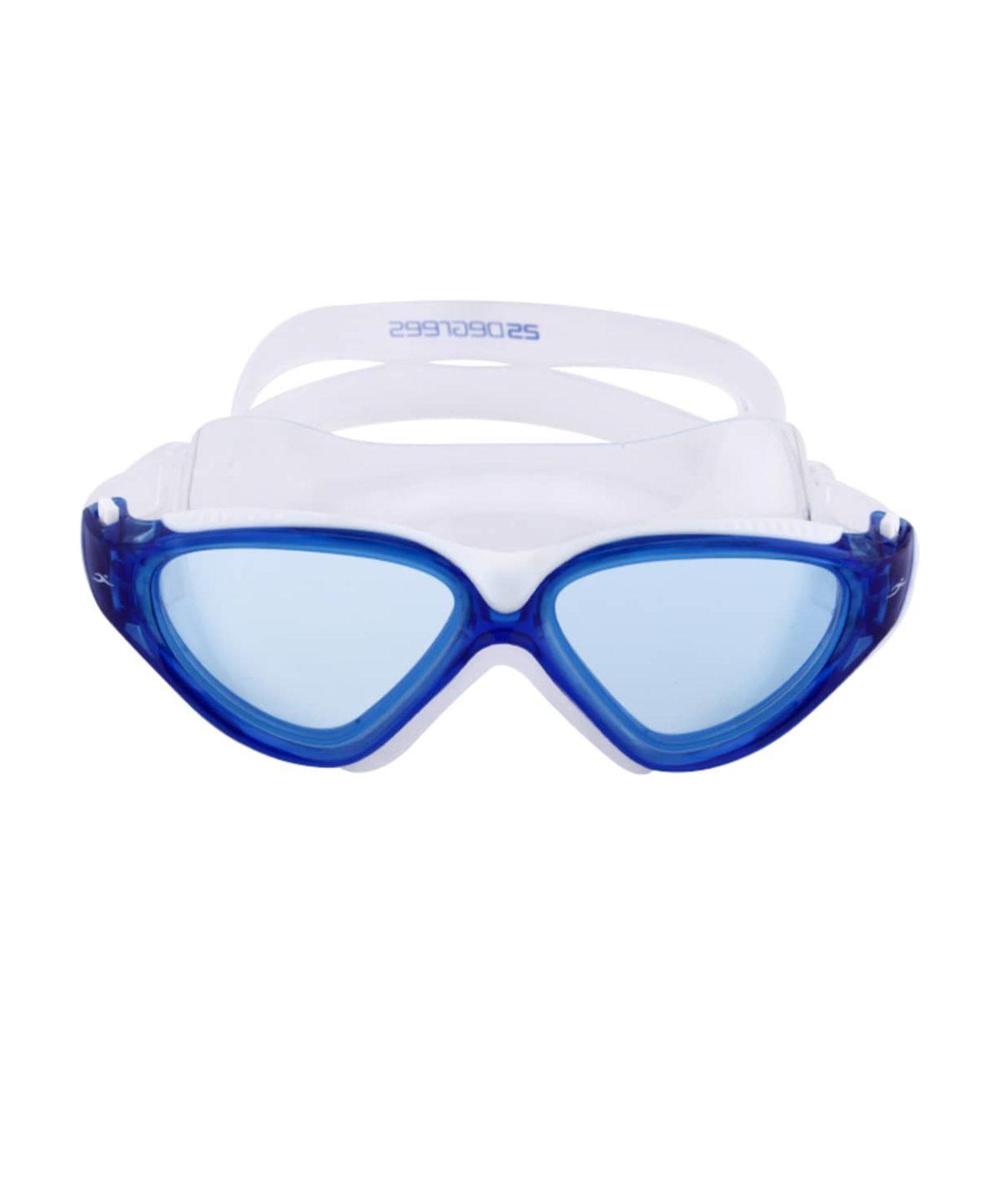 25DEGREES Маска для плавания Yogic Transparent  25D04-YG25-20-30 - 2