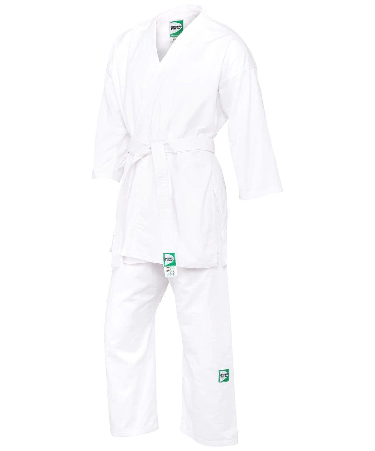 GREEN HILL Start Кимоно для карате 00/120  KSST-10354 - 1