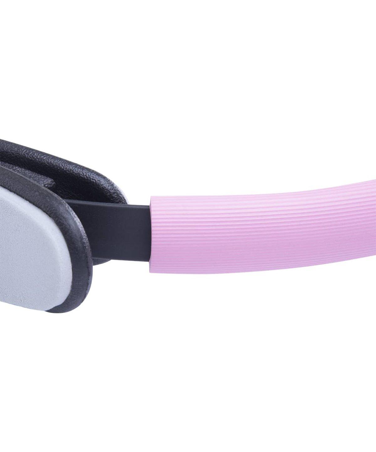 STARFIT Кольцо для пилатеса  FA-0402: розовый - 2