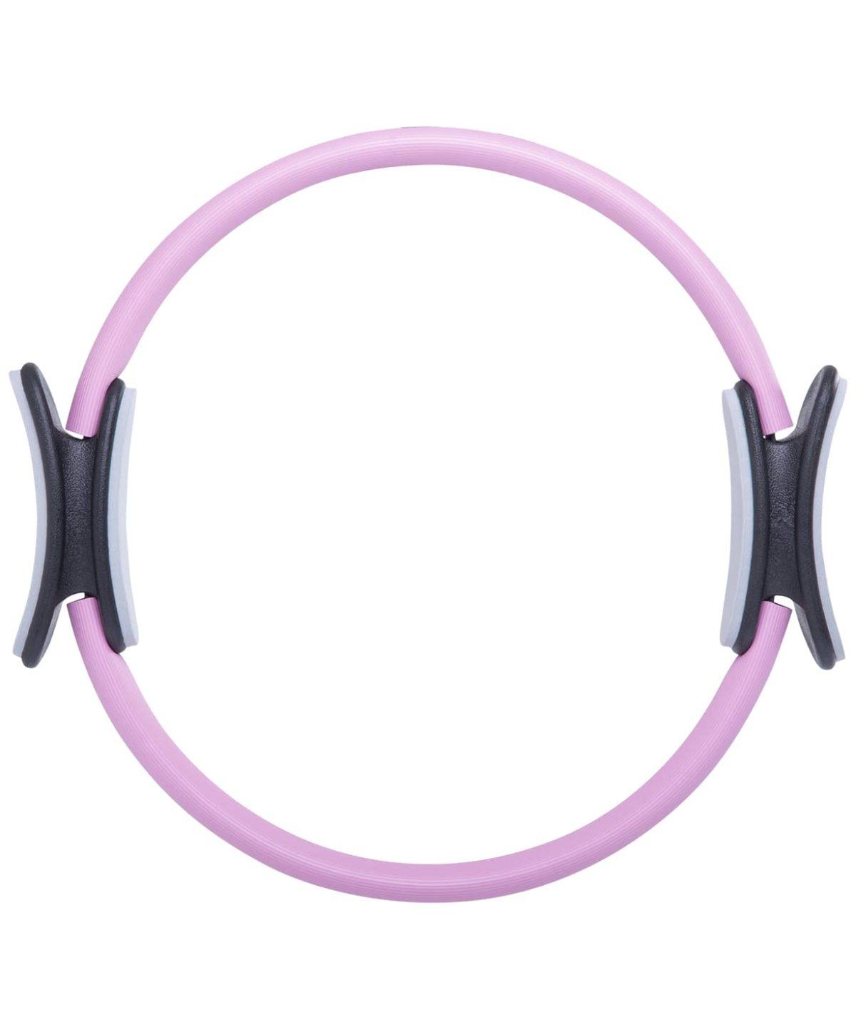 STARFIT Кольцо для пилатеса  FA-0402: розовый - 3