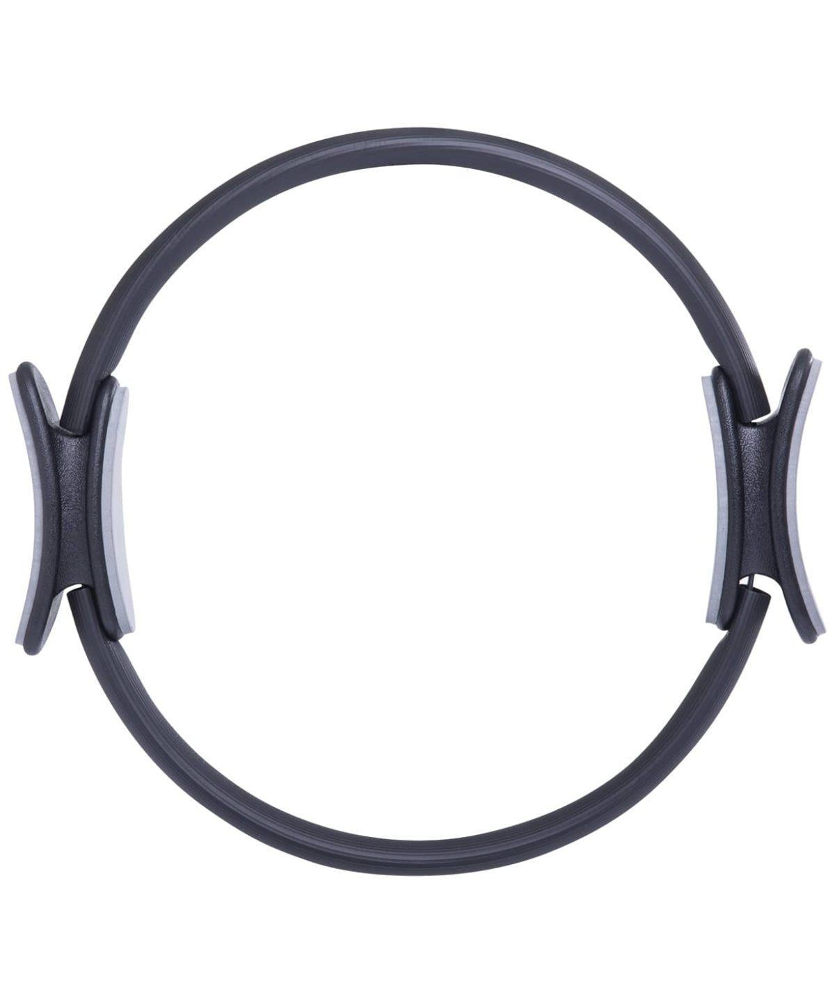 STARFIT Кольцо для пилатеса  FA-0402: чёрный - 2