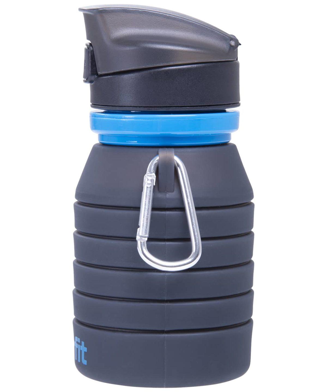 STARFIT Бутылка для воды, с карабином, складная  FB-100 - 5