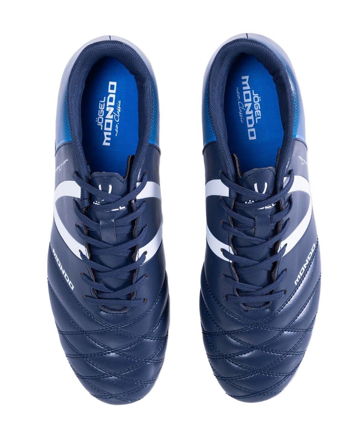 JOGEL Бутсы футбольные Mondo (34-38)  JSH402-Y: темно-синий - 3