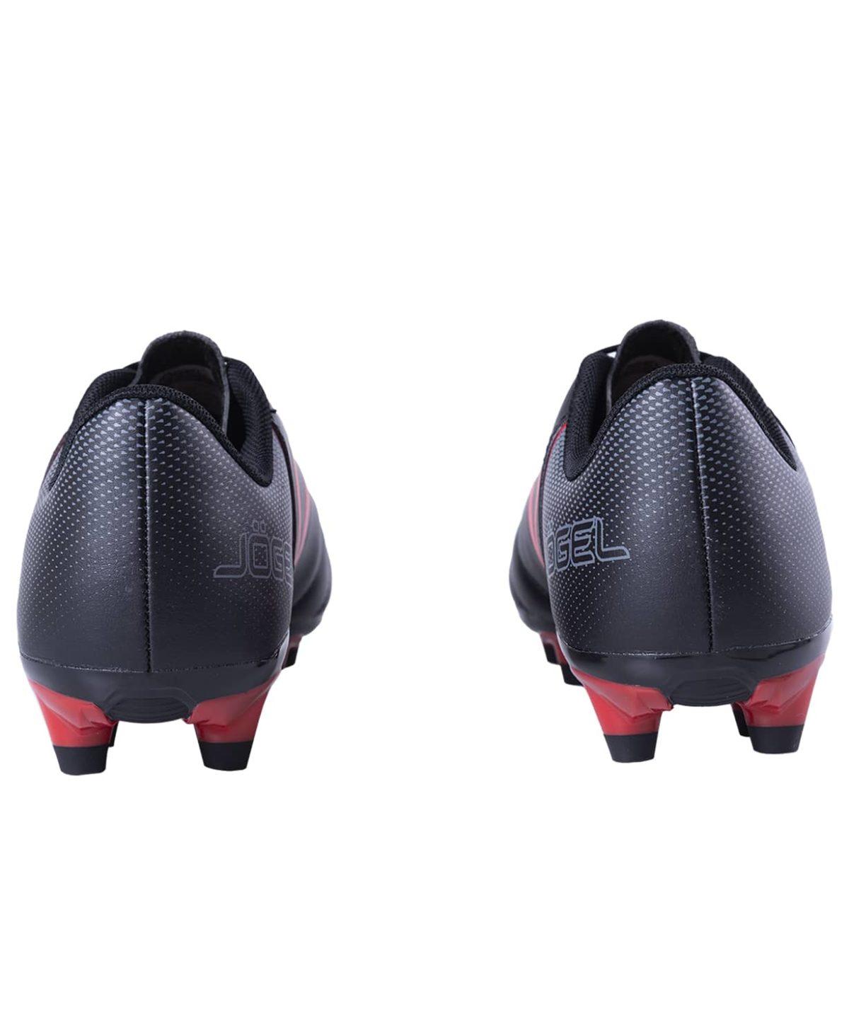 JOGEL Бутсы футбольные Mondo (41-45) JSH402: чёрный - 3