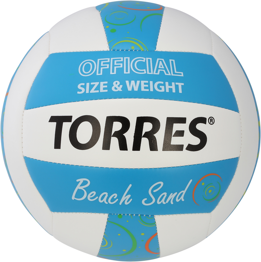 TORRES Beach Sand Blue Мяч волейбольный - 1