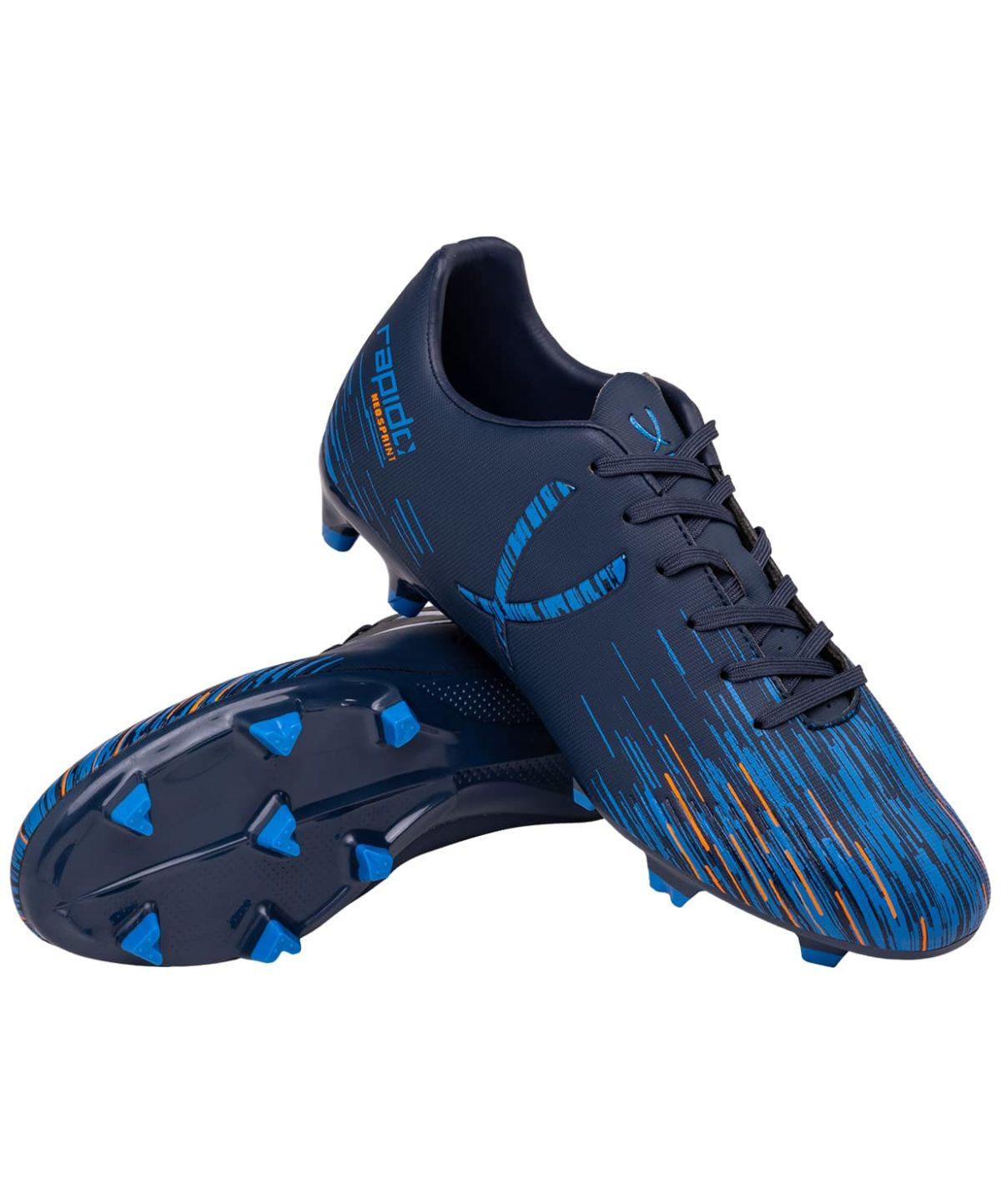 JOGEL Бутсы футбольные Rapido (41-45)  JSH401: синий - 4