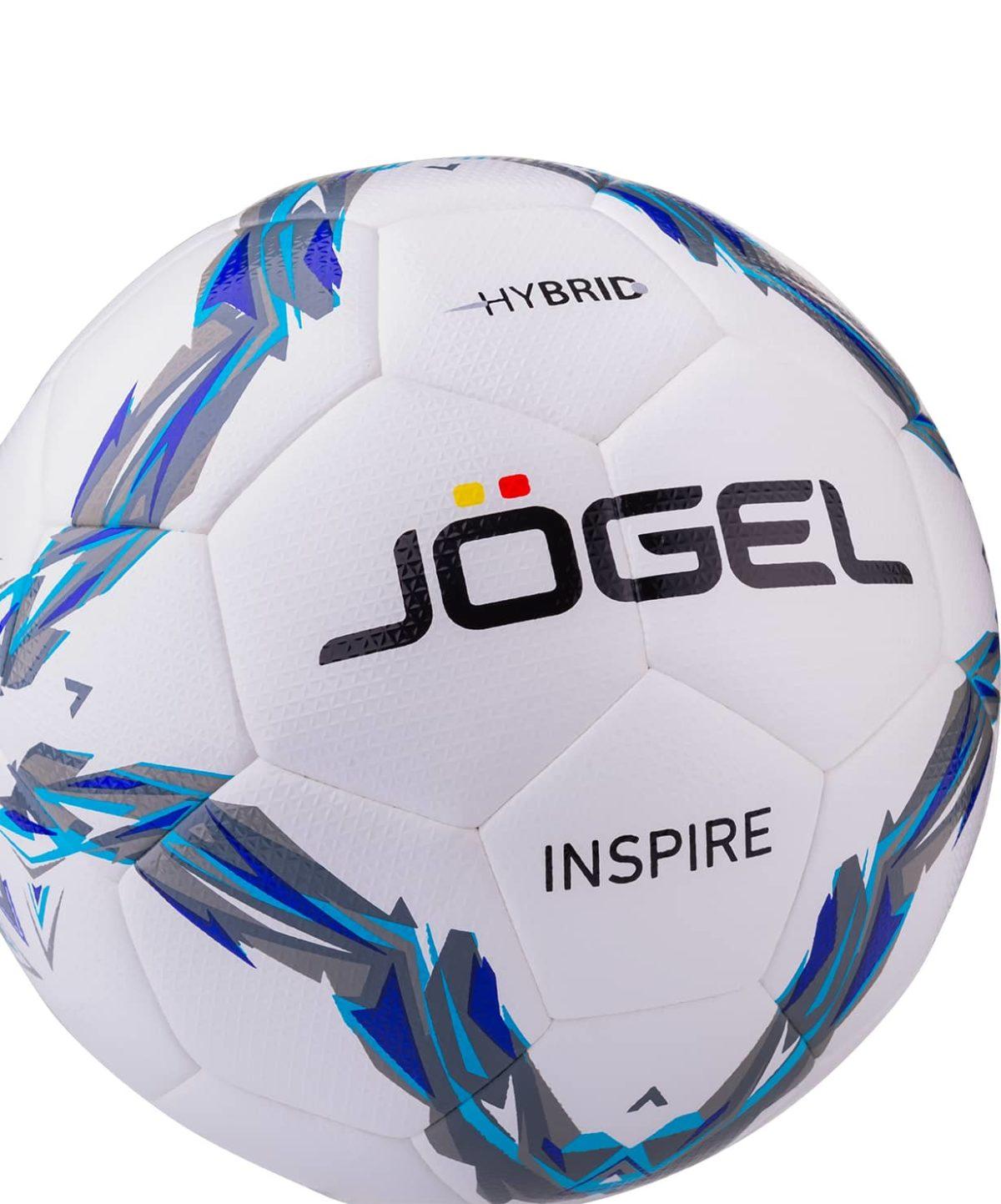 JOGEL Мяч футзальный Inspire  JF-600 №4 - 2