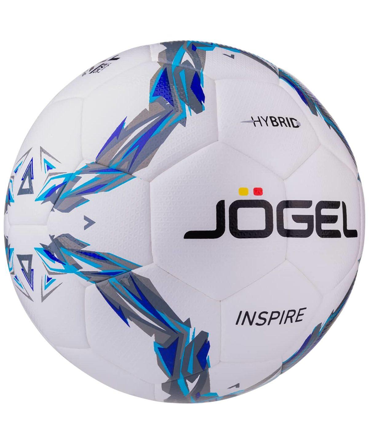 JOGEL Мяч футзальный Inspire  JF-600 №4 - 3