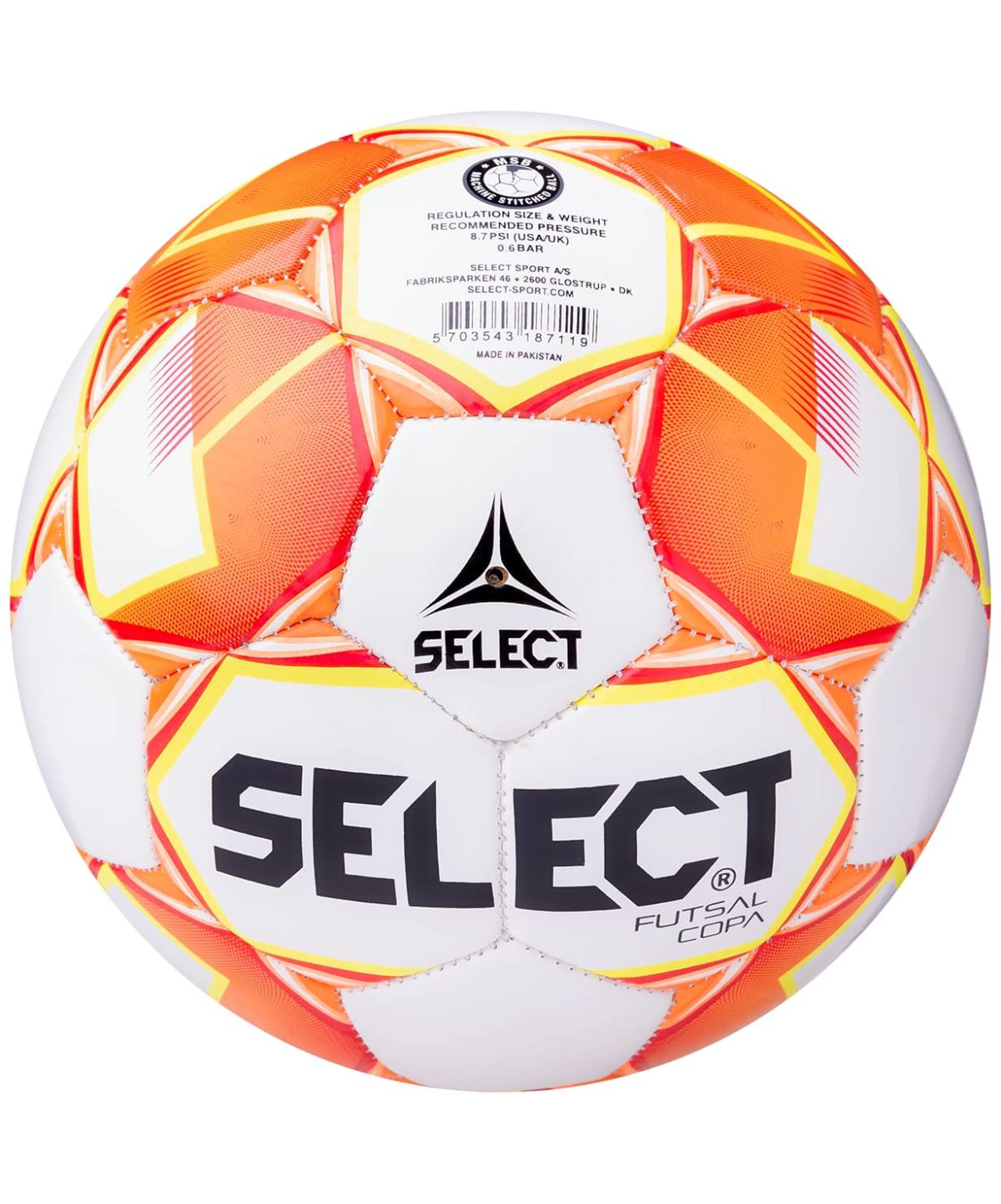 SELECT Мяч футзальный Futsal Copa  850318 №4 - 2