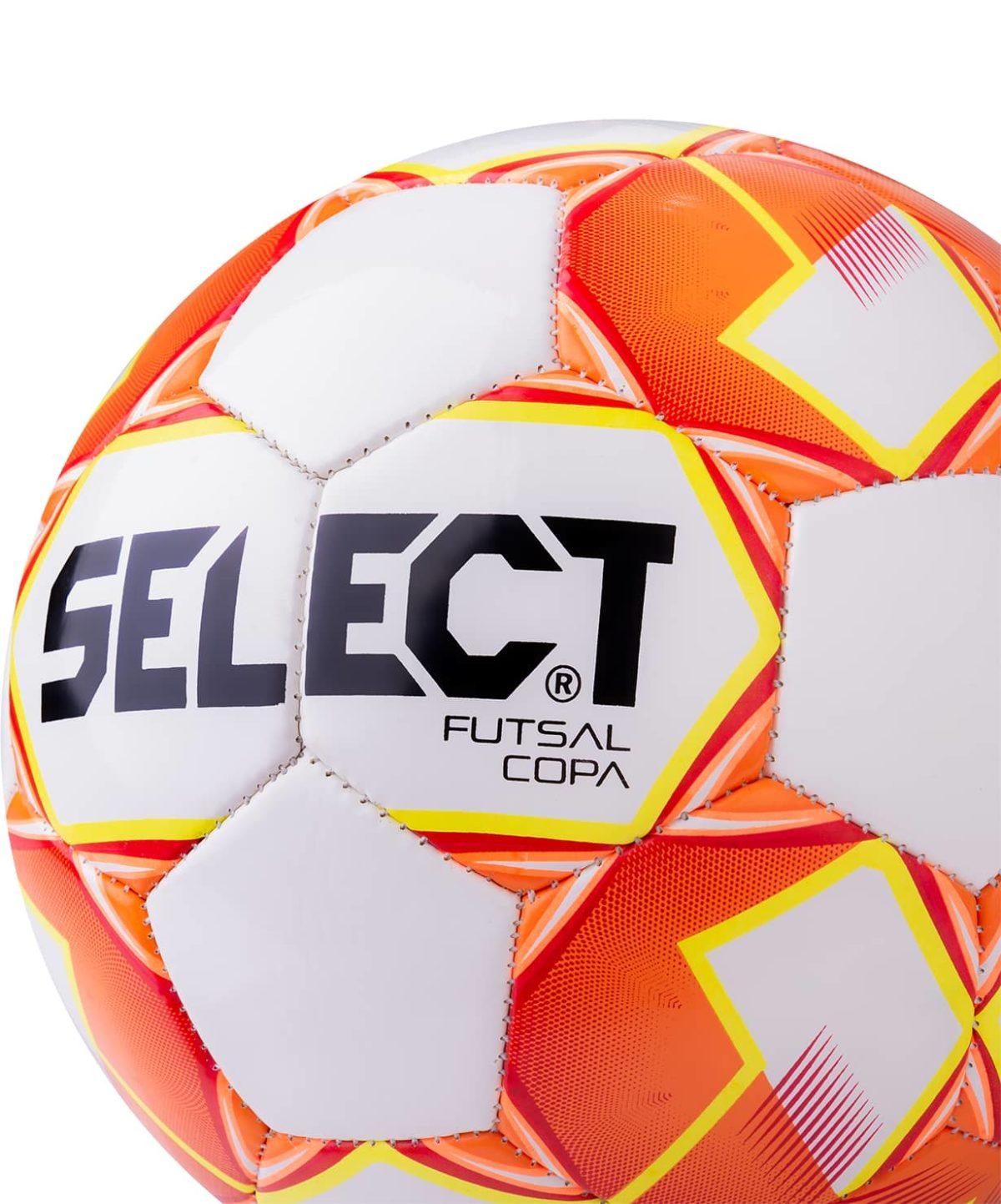 SELECT Мяч футзальный Futsal Copa  850318 №4 - 4