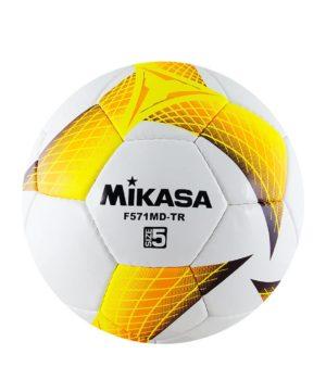 MIKASA Мяч футбольный  F571MD-TR-O №5 - 10