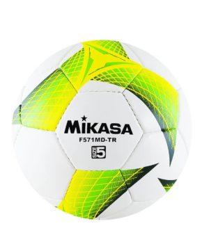 MIKASA Мяч футбольный  F571MD-TR-G №5 - 9