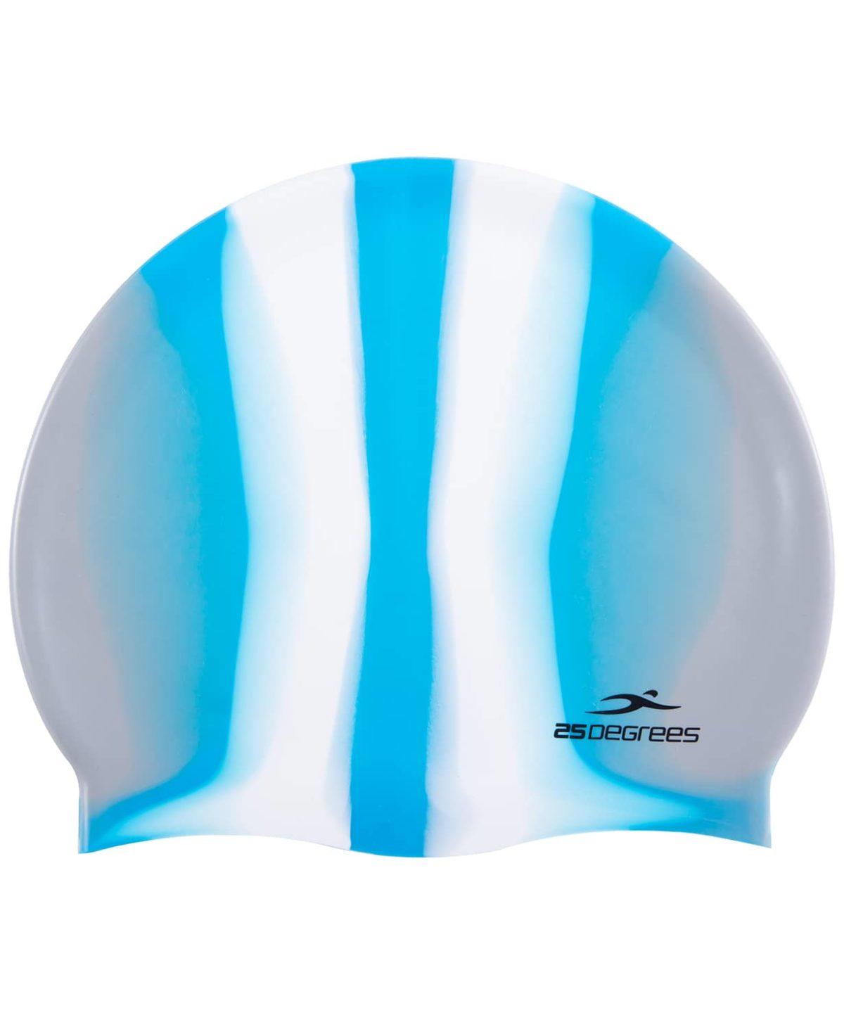 25DEGREES Шапочка для плавания Grade, силикон 25D15-GR01-20-30 - 1