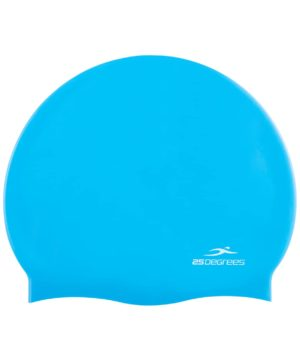 25DEGREES Шапочка для плавания Nuance, силикон 25D15-NU-20-30: голубой - 2
