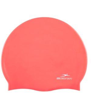 25DEGREES Шапочка для плавания Nuance, силикон 25D15-NU-20-30: розовый - 6