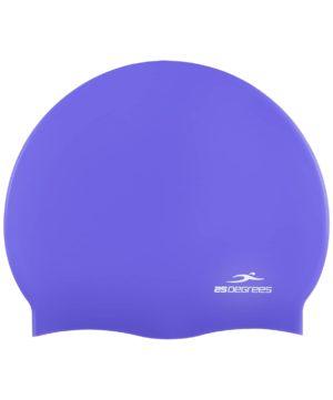 25DEGREES Шапочка для плавания Nuance, силикон 25D15-NU-20-30: фиолетовый - 9